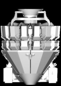 мультиголовочный комбинационный весовой дозатор амата скейл типовой 14 карманов