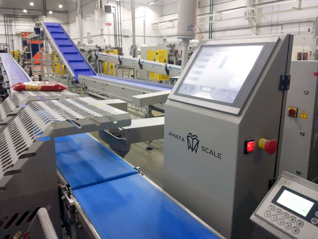 Dynamic scale (Checkweigher) AMATA