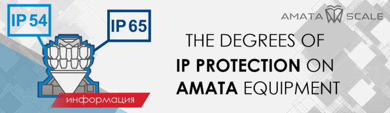 The IP protection types of AMATA equipment