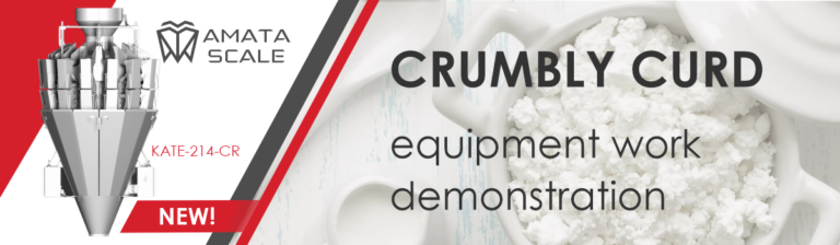 Radial dispenser for crumbly curd