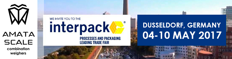 Welcome to INTERPACK 2017