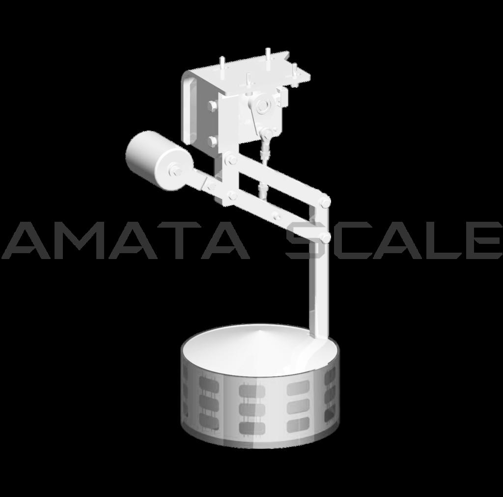 598584aee865 AMATA SCALE   кольцевой синхронизатор