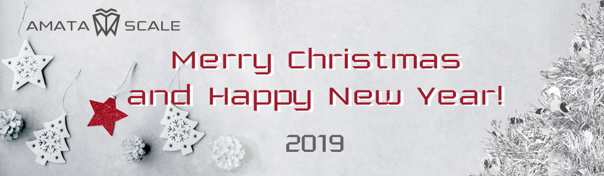 Merry Christmas and Happy New Year, dear friends!