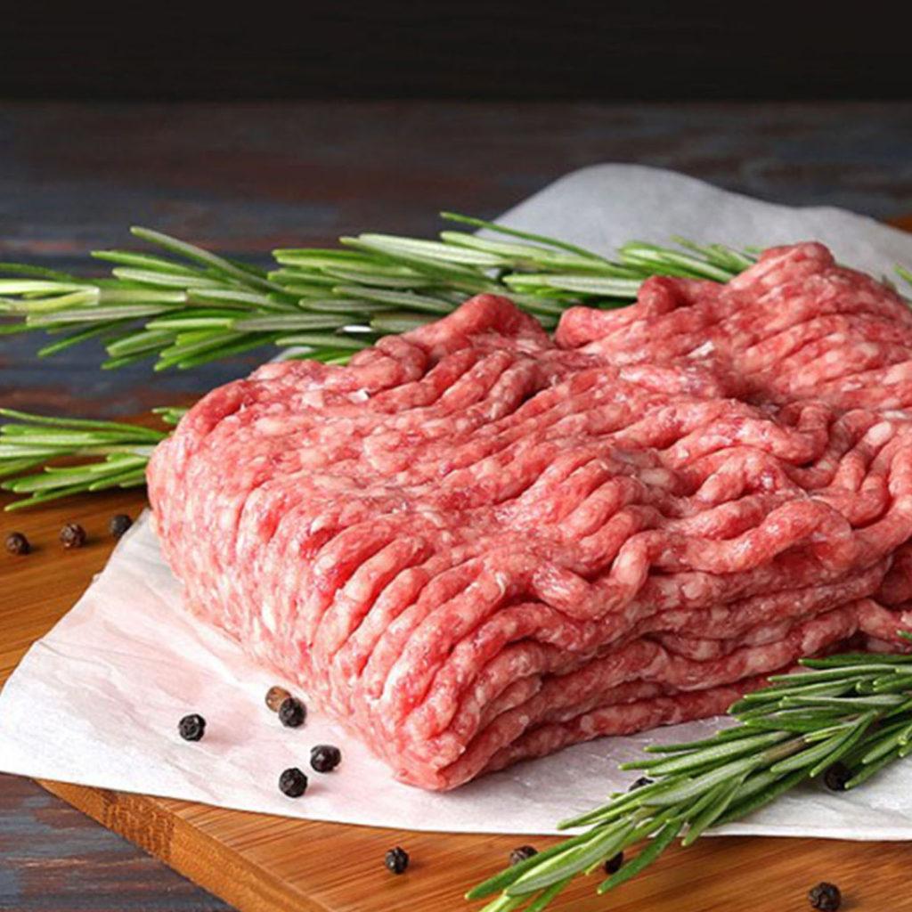 фасовка и контроль качества мясного фарша