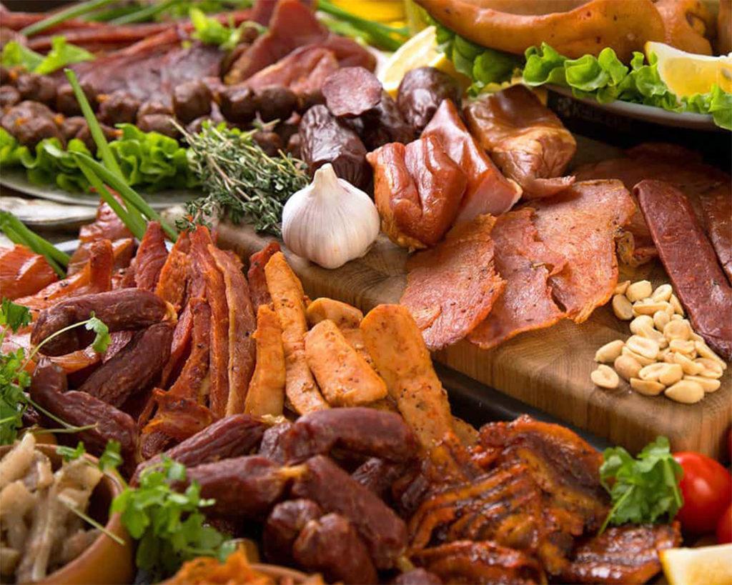 meat snacks